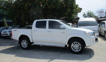2014 – VIGO 4WD 3.0G AT DOUBLE CAB WHITE – 571 full