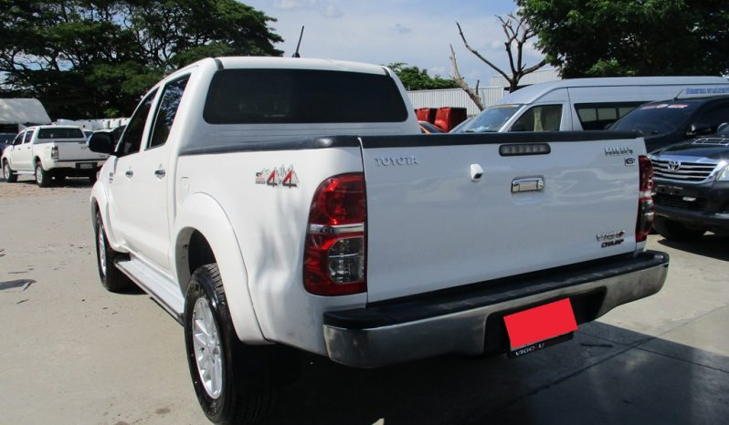 2014 – VIGO 4WD 3.0G AT DOUBLE CAB WHITE – 571 full