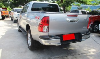 2017 – REVO 4WD 2.8G AT DOUBLE CAB SILVER – 8628 full