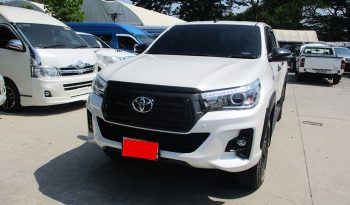 2018 – REVO ROCCO 4WD 2.8G AT DOUBLE CAB WHITE – 8476 full