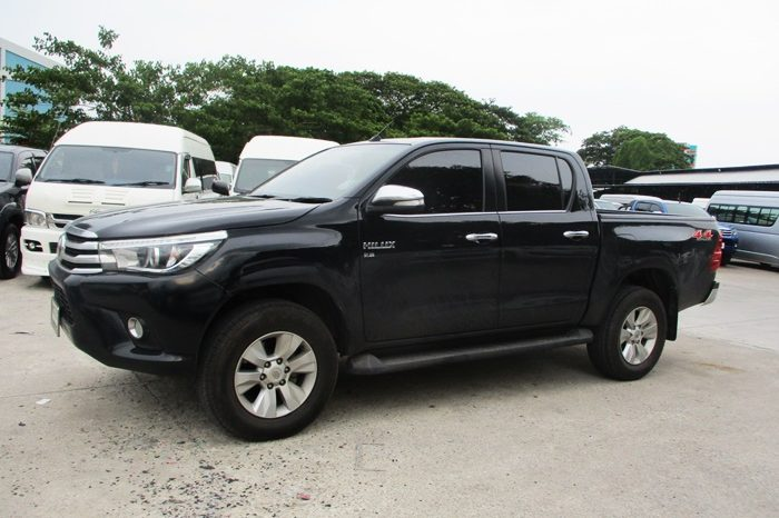 2015 – REVO 4WD 2.8G AT DOUBLE CAB BLACK – 7513 full