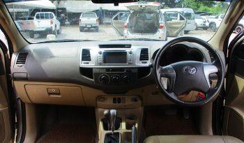 2013 – VIGO 4WD 3.0G AT DOUBLE CAB GOLD – 8823 full