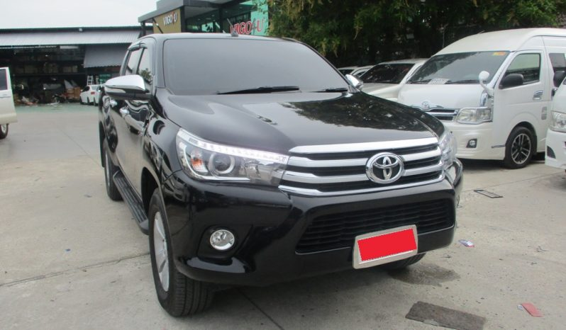 2016 – REVO 4WD 2.8G AT DOUBLE CAB BLACK – 2052 full