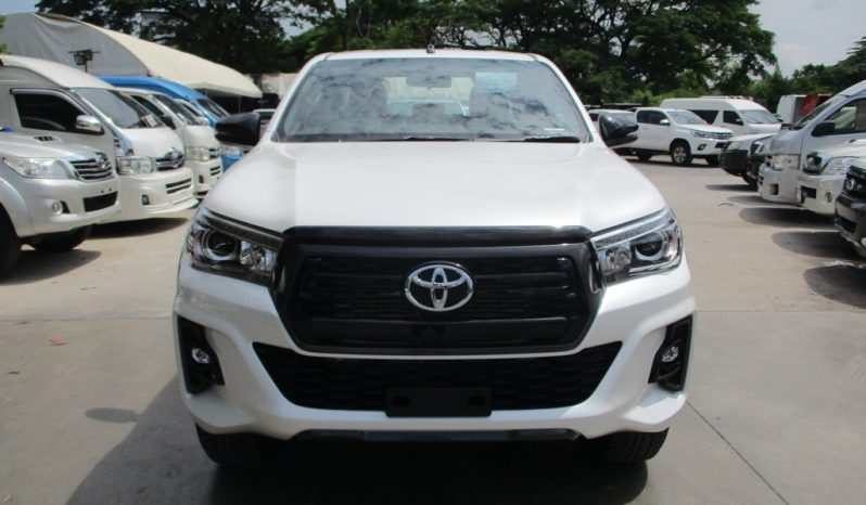 2019 – REVO ROCCO 4WD 2.8G AT DOUBLE CAB WHITE – 8658 full