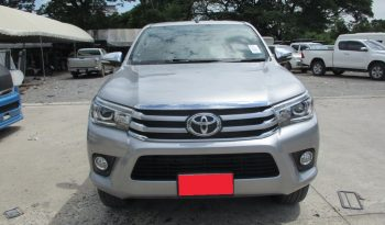 2016 – REVO 4WD 2.8G AT DOUBLE CAB SILVER – 5705 full