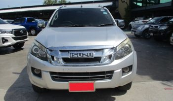 2012 – ISUZU 4WD 3.0 AT DOUBLE CAB SILVER – 9432 full
