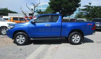 2015 – REVO 4WD 2.4E MT SMART CAB BLUE – 5527 full