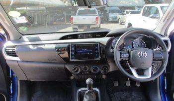 2015 – REVO 4WD 2.4E MT SMART CAB BLUE – 5527 full