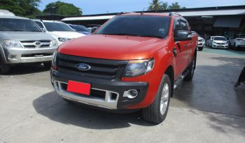2014 – FORD 4WD 3.2 AT DOUBLE CAB ORANGE – 8789 full