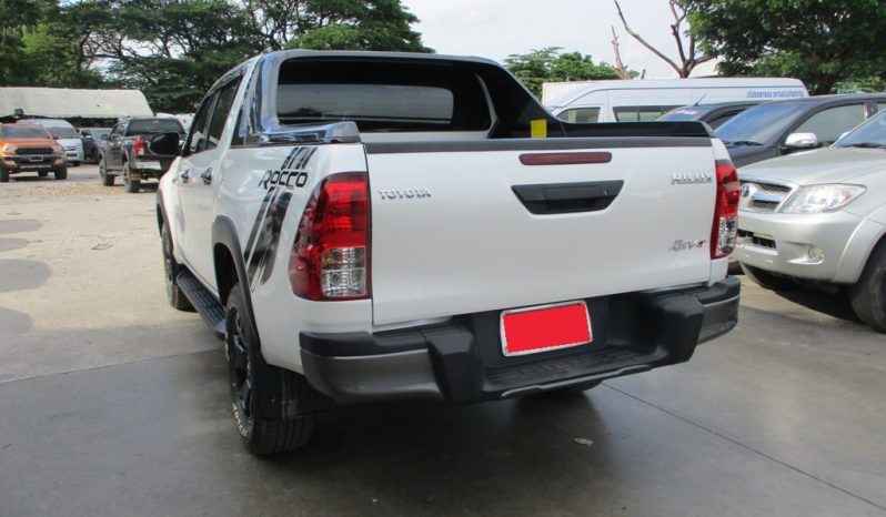 2018 – REVO ROCCO 4WD 2.8G AT DOUBLE CAB WHITE – 9240 full
