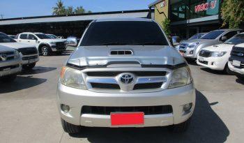 2008 – VIGO 4WD 3.0G AT DOUBLE CAB SILVER – 7462 full